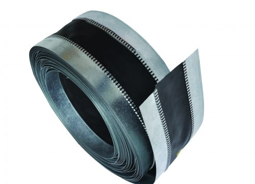 Flexible Duct Connector for Duct Joining