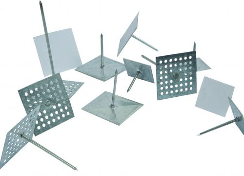 Steel & Aluminium nail Insulation Fastener