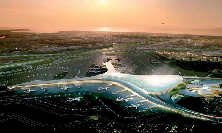 Aeroduct Iconic Project - Mumbai Airport