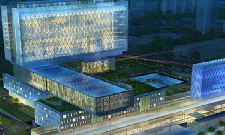 Aeroduct Iconic Project - Cleveland Clinic