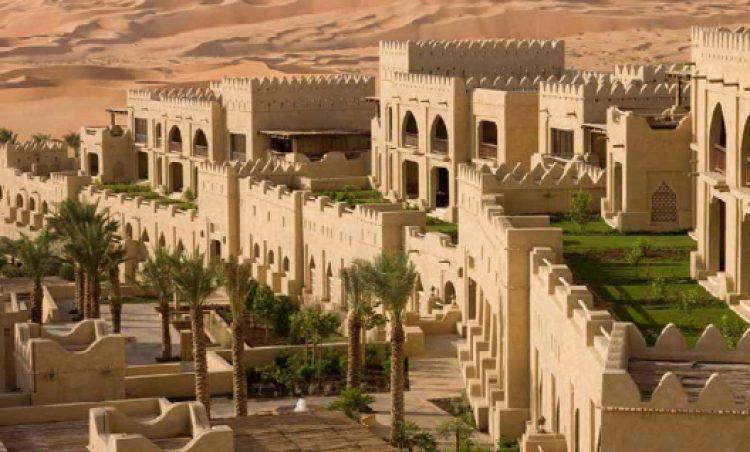 Aeroduct Iconic Project - Qasr Al Sarab Resort