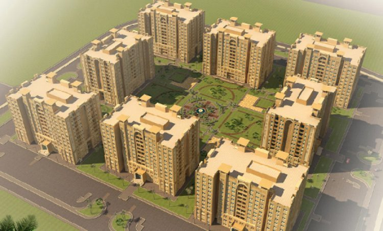 Aeroduct Iconic Project - Ruwais Housing Complex