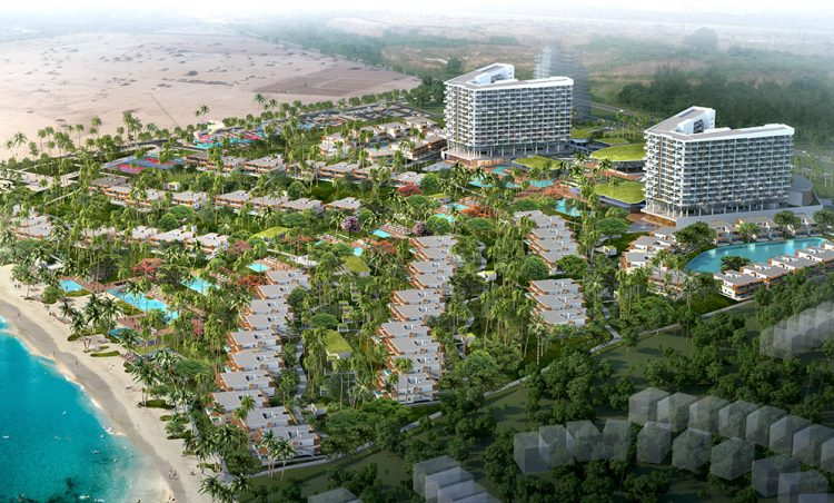 Alma Resort Cam Ranh Khanh Hoa Khu Resort