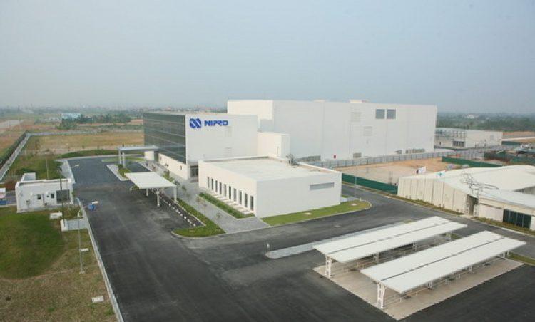 Nipro Pharma Vietnam Plant