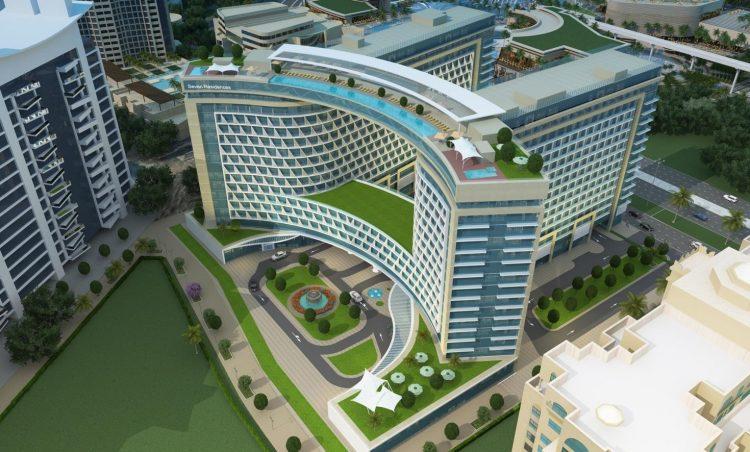 Seven Hotel Apartments