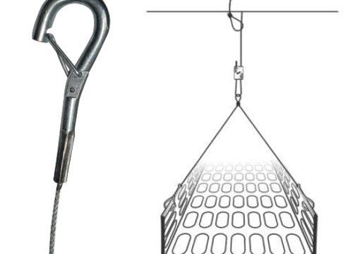 Snap Hook - Suspension Hanging System