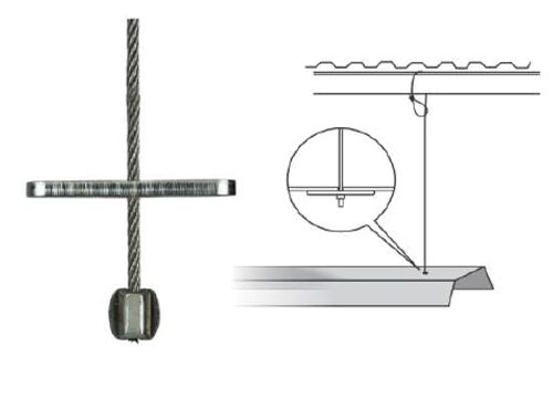 Toggle - Suspension Hanging System